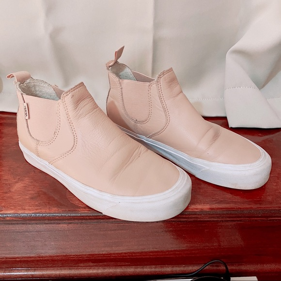 Vans Shoes   Van High Top Slip On Shoe